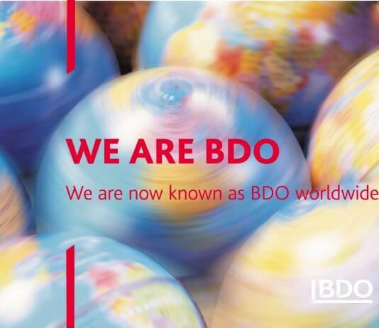 台商回台投資 BDO