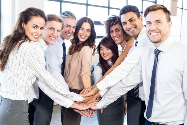 行銷與業務的共好團隊