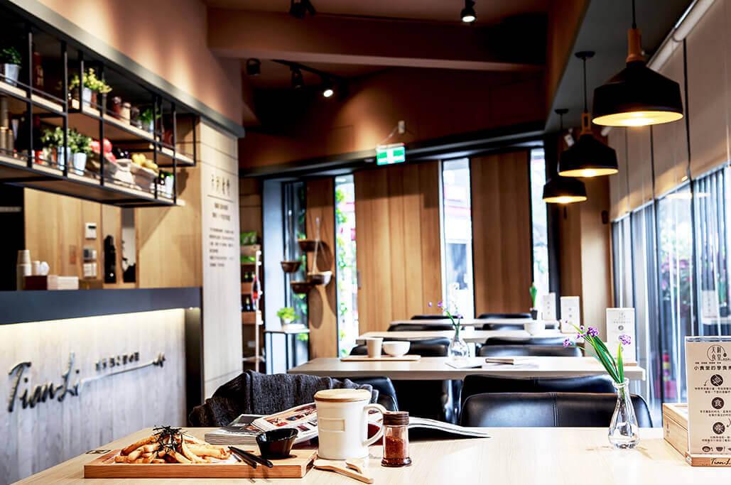 餐飲客戶經營 -- 唯賀國際餐飲集團旗下品牌「天利食堂」